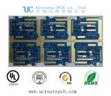 Fabricación de múltiples capas rígida del ODM y de PCBA del producto del PWB del servicio del diseño y de la asamblea de la fábrica