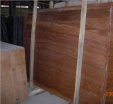 木製のコーヒー大理石の平板かタイルの木の大理石