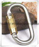 Zinc Plating의 최신 Sales Customized Logo Carabiner