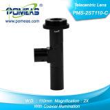 lente de 2.0X Telecentric para equipamentos de medição ótica
