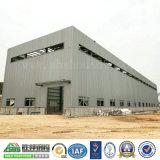Taller prefabricado de la estructura de acero en Zhuhai