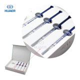 Sistema oral profesional del blanqueo del diente que blanquea el kit FDA