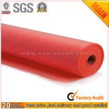 Rojo no tejido del rodillo No. 5 (los 60gx0.6mx18m)