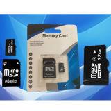 自由なアダプターが付いている卸し売りマイクロTFのメモリ・カード