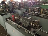 Механическая Гибкая стальная труба Шланг Труба делая машину