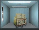 Ascenseur de fret hydraulique avec la machine Roomless