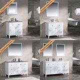 Fed-1960 кварца твердой древесины 36 дюймов мебель ванной комнаты шикарного верхняя самомоднейшая
