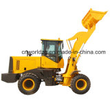 販売(W120)のための中国の小さい前部小型車輪のローダーの価格
