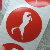 Etiqueta esperta passiva Printable do logotipo NFC de ISO18092 Ntag213