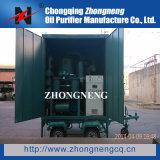 Il doppio purificatore di rigenerazione dell'olio isolante di vuoto della fase/olio usato ricondiziona