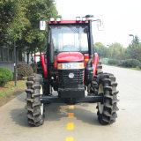 Tracteur chaud de la vente 130HP 4WD de marque du monde