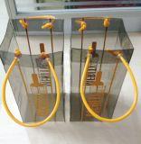 De plastic Waterdichte Koelere Zak van de Wijn van pvc/Zak van de Wijn van pvc de Koelere