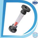Débitmètre électromagnétique de tube en plastique d'air de détecteur de l'eau de bride