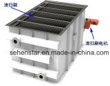 Abhitzeverwertungs-Rauchgas-Kühlvorrichtung-Heizung