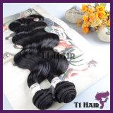 Lustrous бразильские человеческие волосы девственницы ранга 7A