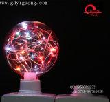 Ampoule colorée spéciale du matériau G125 de câblage cuivre d'ampoules d'étoile de RVB DEL