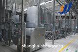 Linha de produção pequena do leite/maquinaria de enchimento pequena do leite