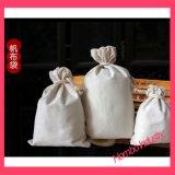 Qualitäts-natürlicher Baumwollmusselin-Beutel