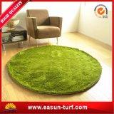 Estera artificial del jardín de la hierba de la buena calidad para ajardinar