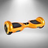 Uno mismo de la vespa de la movilidad que balancea el Ce RoHS de la E-Vespa de la tarjeta de la libración del vehículo eléctrico de Hoverboard