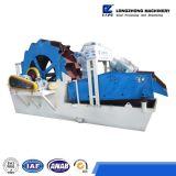 Máquina da separação do processamento mineral com tela da areia