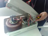 Type à la maison de relais de série du TM d'utilisation régulateur de tension/stabilisateur à C.A.