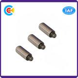 Vite personalizzata asta cilindrica capa cilindrica di Pin dei fermi del acciaio al carbonio 4.8/8.8/10.9