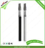 Ocityimes 280mAh batterie de Buttonless Vape d'atomiseur 510 en verre avec le contact préchauffent la fonction