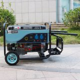 바퀴 캠 가솔린 3kw 침묵하는 발전기를 가진 비손 ((h) 3kVA 중국) BS4500p 전기 시작 쉬운 움직임