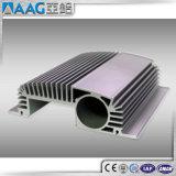 Material de aluminio de la base del radiador