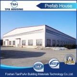 Taller prefabricado de la construcción de la estructura de acero para el edificio de la fábrica