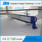 180W 4D Curved Off Road CREE LED Light Bar