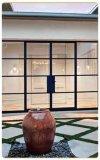 Коммерчески и селитебная французская Bi-Fold конструкция дверей ковки чугуна