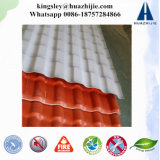 Non токсические Self-Cleaning листы толя волны ASA синтетические гофрированные PVC
