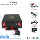 Корабль отслежывателя Tk105b SMS GSM GPRS GPS автомобиля Coban отслеживая дистанционное управление локатора GPS приспособления с двойным SIM
