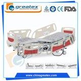Fünf Funktion Linak elektrisches Krankenhaus-Bett mit einem Taste elektrischen CPR (GT-BE5038)