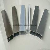 Geanodiseerd Verschillende Extruded Aluminum Square Tube / Pipe