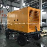 Cummins 50kVA 4BTAの移動式ディーゼル発電機