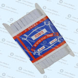 Горячая продавая изготовленный на заказ эластичная резиновая лента упаковки