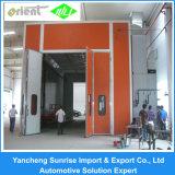 Cabine de peinture d'approvisionnement d'usine de la Chine
