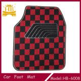5PCS de Mat van de Voet van de Auto van het bont voor Algemene Auto