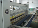 Machine gravante en relief du meilleur tissu de qualité de Chine