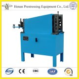 Machine ondulée de conduit de spirale plate pour le poste Tention
