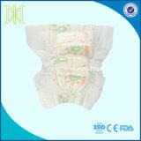 Ultra dünne Kern-Baby-Windel mit grossem Taillen-Band