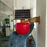lumière extérieure solaire Integrated du mur 12W
