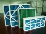 Filter van de Ventilatie Merv13 van machines de Karton Geplooide Primaire