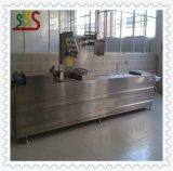 証明書のパッキング機械が付いているステンレス鋼の覆い機械