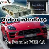 Interface de vídeo do carro para Porsche PCM 4.0 Macan Cayenne Panamera etc, navegação traseira de android e 360 Panorama opcional