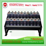 エンジン開始のためのHengming NiCd電池24V Gnc150 150ah Kpxシリーズか超高速またはアルカリ充電電池および焼結させた陽極電池
