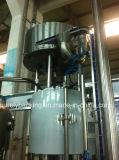 Ligne remplissante de matériel de l'eau minérale